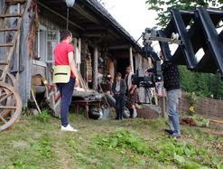 """За кулисами первого украинского фильма ужасов в 3D """"Синевир"""""""